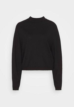 GINNIFER - Pullover - schwarz