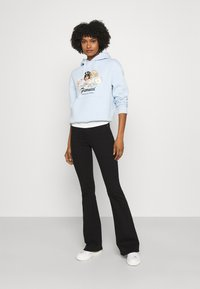 Fiorucci - DAISY ANGELS HOODIE - Mikina - pale blue - 1