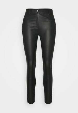 SLFURBAN STRETCH PANT - Legíny - black