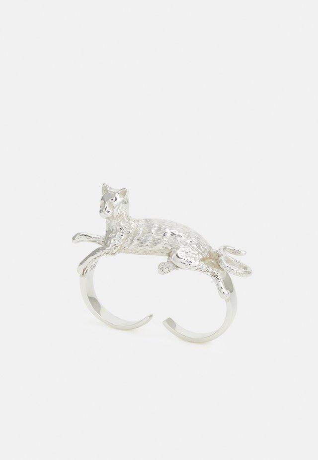 CAT - Bague - silver