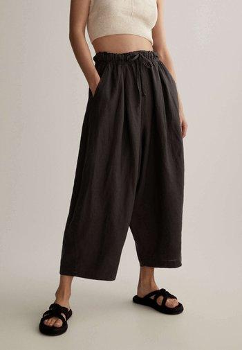Pantalon classique - dark grey