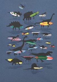 GAP - BOYS - Print T-shirt - bainbridge blue - 2