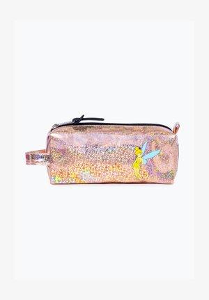 DISNEY TINKERBELL PENCIL CASE - Pencil case - gold