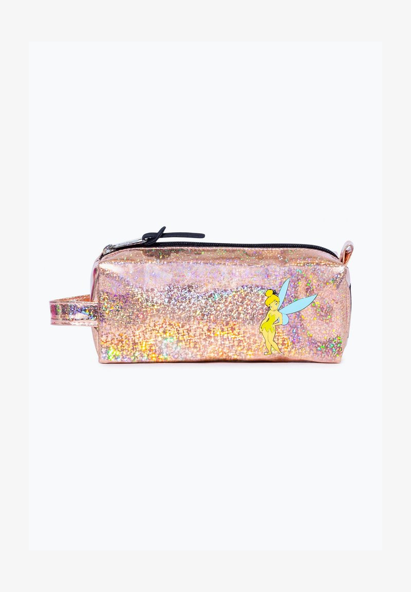 Hype - DISNEY TINKERBELL PENCIL CASE - Pencil case - gold