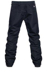Horsefeathers - Pantalons outdoor - black - 2