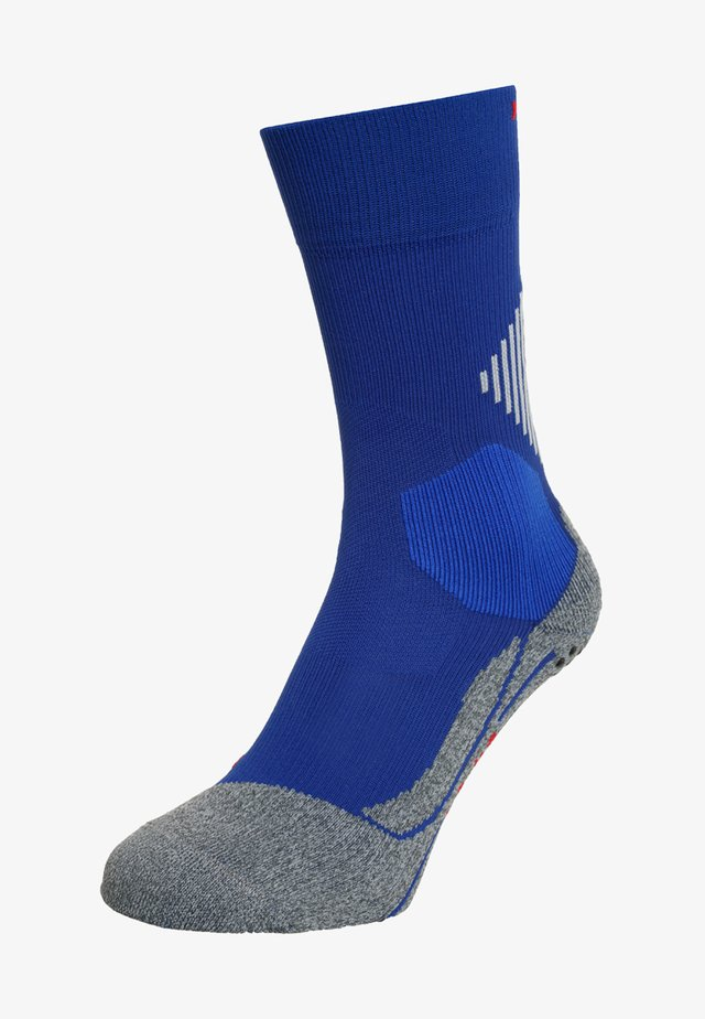 4 GRIP STABILIZING - Sports socks - athletic blue