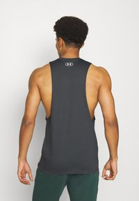 Under Armour - PROJECT ROCK OUTWORK TANK - Top - pitch gray - 2