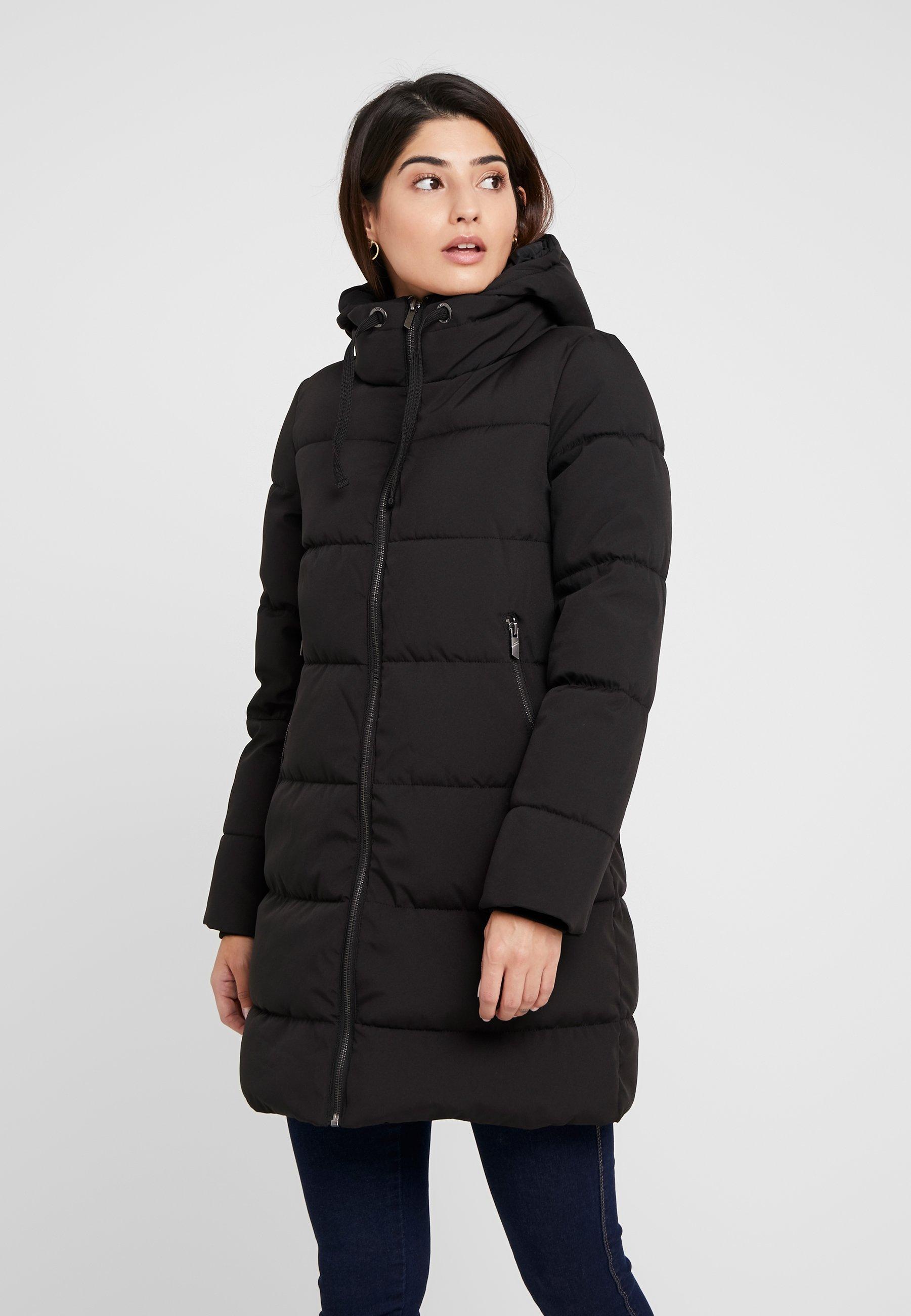 ONLALANA QUILTED COAT Winterjas black