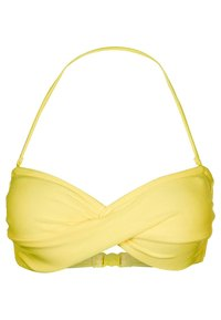 Seafolly - SHIMMER - Bikini top - lemon drop - 0