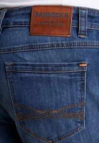 Paddock's - RANGER PIPE - Slim fit jeans - midstone - 5