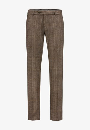 CG - CLUB of GENTS Tomte-F - Suit trousers - braun