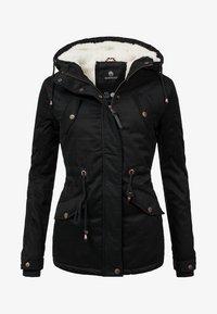 Marikoo - MANOLYA - Winter coat - black - 0