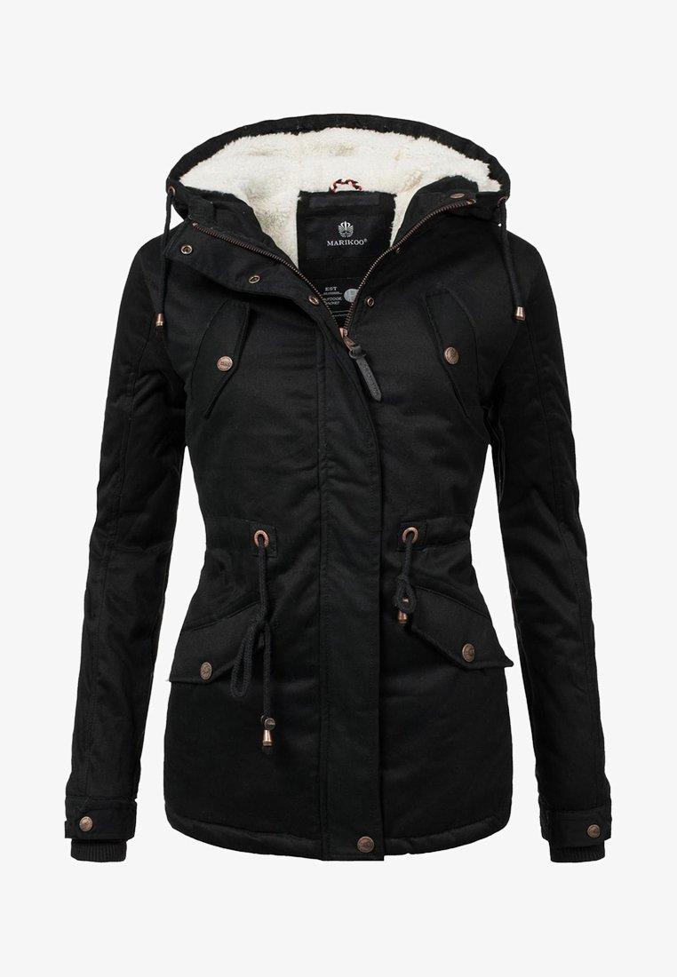Marikoo - MANOLYA - Winter coat - black