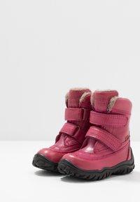 Bisgaard - TEX - Zimní obuv - pink - 3