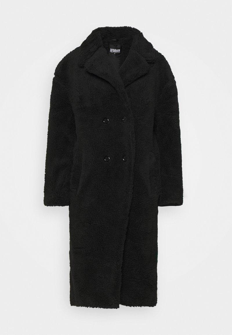 Urban Classics - Winter coat - black