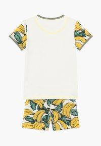 Claesen's - BOYS - Pijama - white, yellow - 1