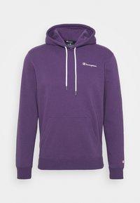 HOODED  - Felpa - purple