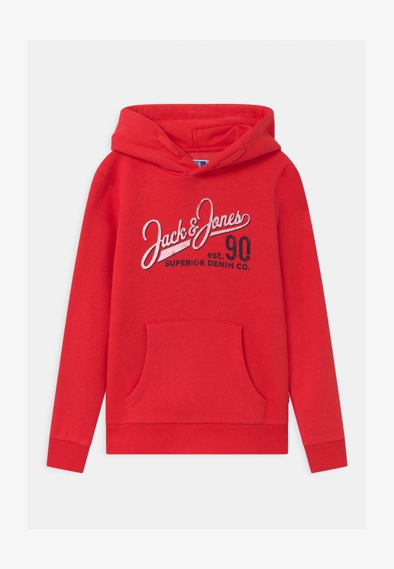 Jack & Jones Junior - JJELOGO - Huppari - true red