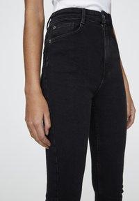 PULL&BEAR - Jeans Skinny - black - 4