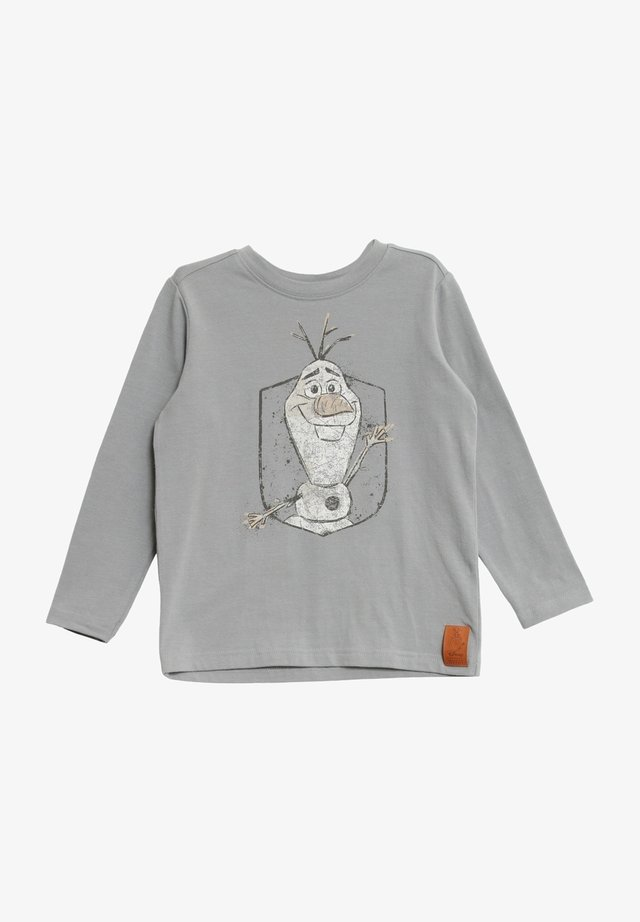 OLAF FROZEN - Long sleeved top - grey