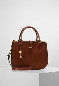 Fossil - Handbag - medium brown - 0