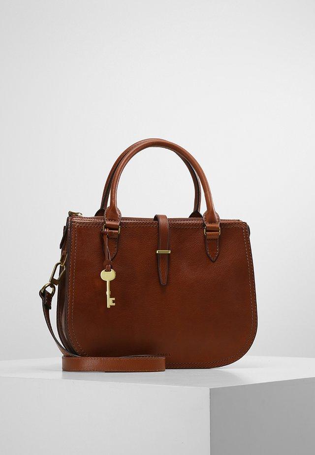 Käsilaukku - medium brown