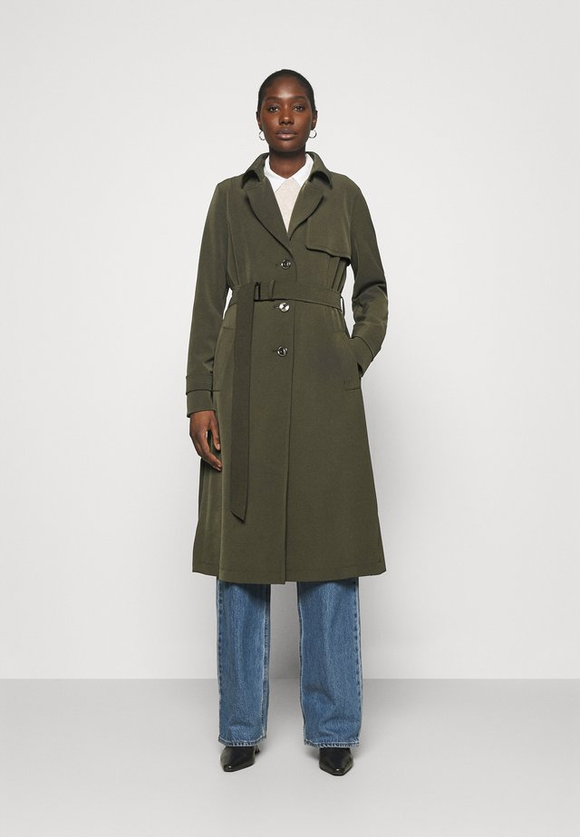 Trench - olive