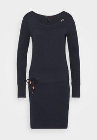 Ragwear - PENELOPE - Žerzejové šaty - navy - 4