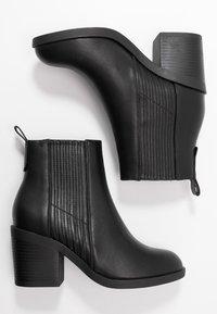 Even&Odd - Ankelboots - black - 3