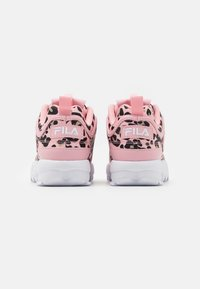 Fila - DISRUPTOR KIDS - Sneaker low - coral blush - 2