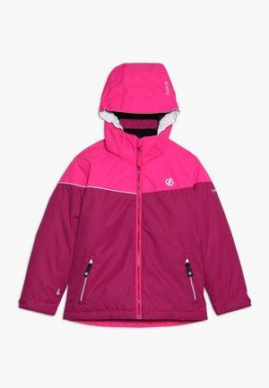 OATH JACKET - Ski jacket - fuschia
