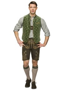 Stockerpoint - CALZADO - Waistcoat - green - 0