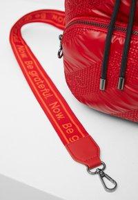 Desigual - TAIPEI  - Handbag - red - 4