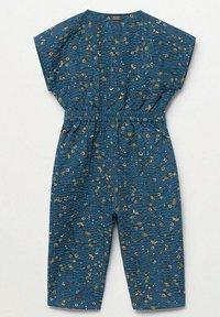 Mango - GALA - Jumpsuit - blau - 1