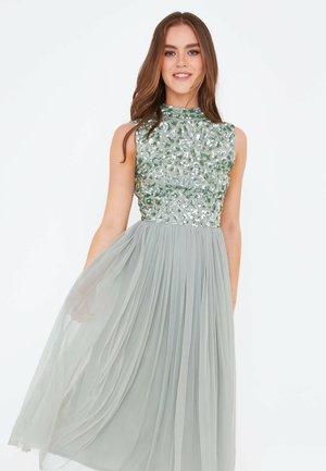 JESSY - Cocktail dress / Party dress - sage green