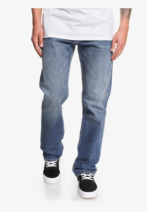 Relaxed fit jeans - aged