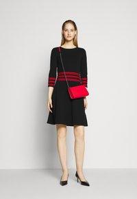 HUGO - SANDREYYA - Jumper dress - black - 1