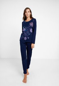 Triumph - SET - Pyjama set - navy blue - 0
