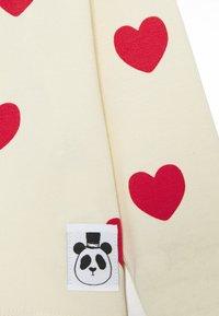 Mini Rodini - BABY HEARTS GRANDPA - Long sleeved top - offwhite - 2