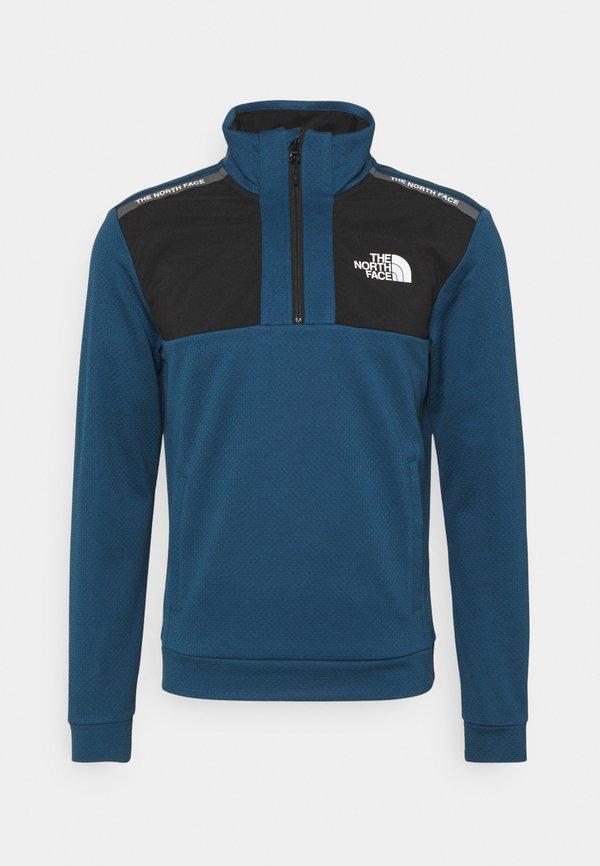The North Face Bluza - monterey blue/niebieski Odzież Męska BUST