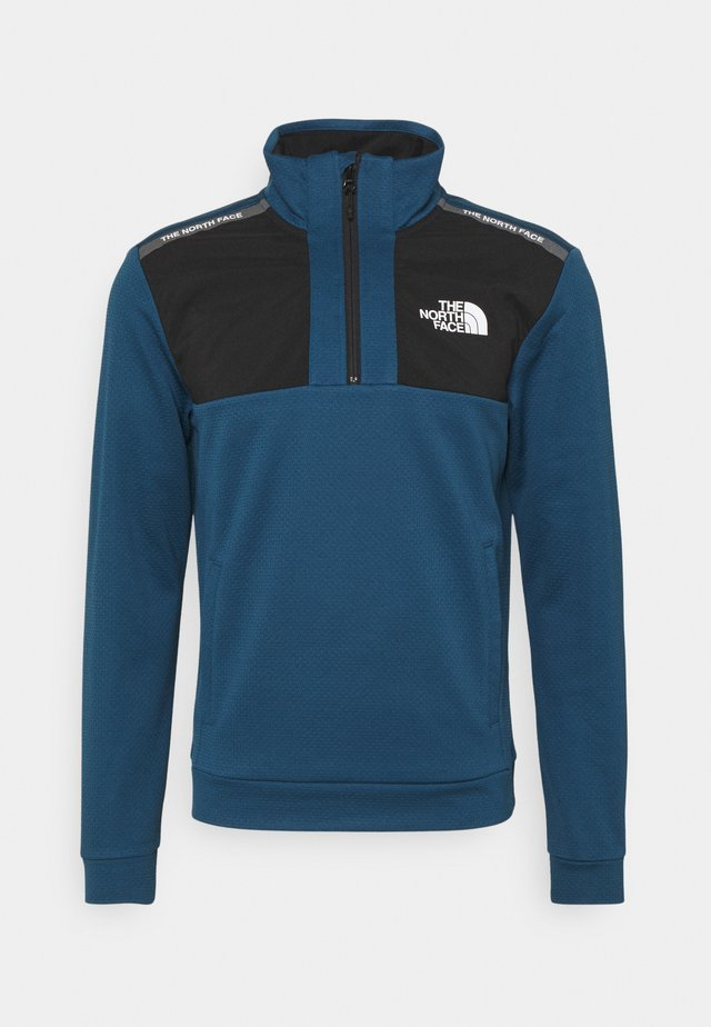 Sweatshirt - monterey blue