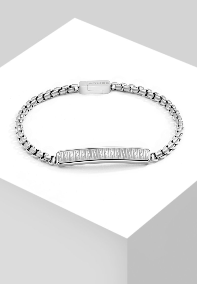Police - GANSU - Bracelet - silver-coloured