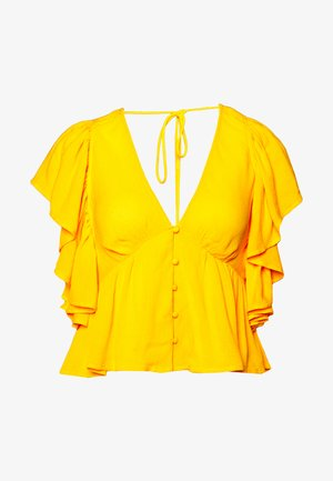 YASSAFFRON - Bluser - yellow