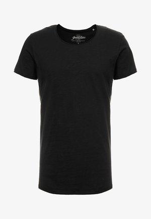 JJEBAS TEE - Basic T-shirt - black