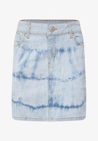 WE Fashion - A-line skirt - blue - 0