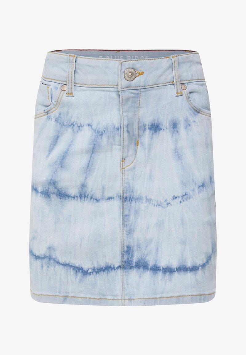 WE Fashion - A-line skirt - blue
