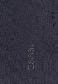 Esprit - Basic T-shirt - dark blue - 2