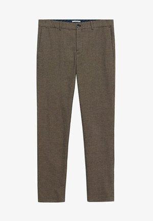 BREST - Trousers - béžová