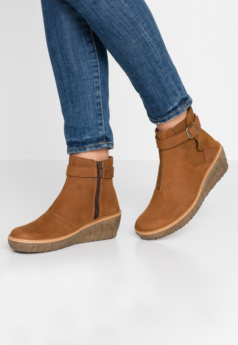 El Naturalista - MYTH YGGDRASIL - Ankle boots - pleasant wood