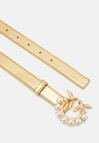 Pinko - BERRY SMALL BELT - Belte - gold-coloured - 4